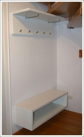 garderobe mit garderobe claudia stilvolle garderobe mit flair with garderobe mit finest. Black Bedroom Furniture Sets. Home Design Ideas